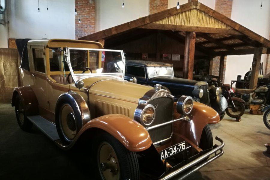 Muzeum veteránů v KOVOZOO Staré Město