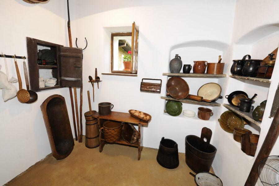 Muzeum v přírodě Topolná
