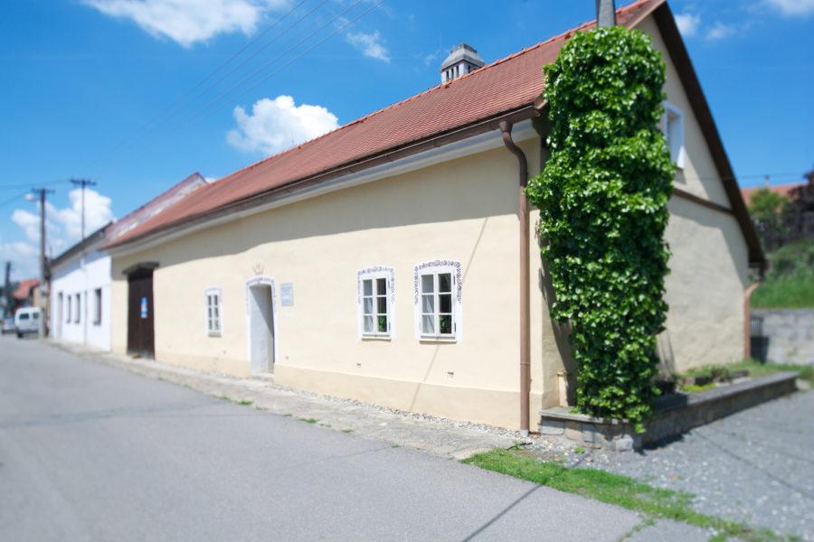 Lidový domek Háječek