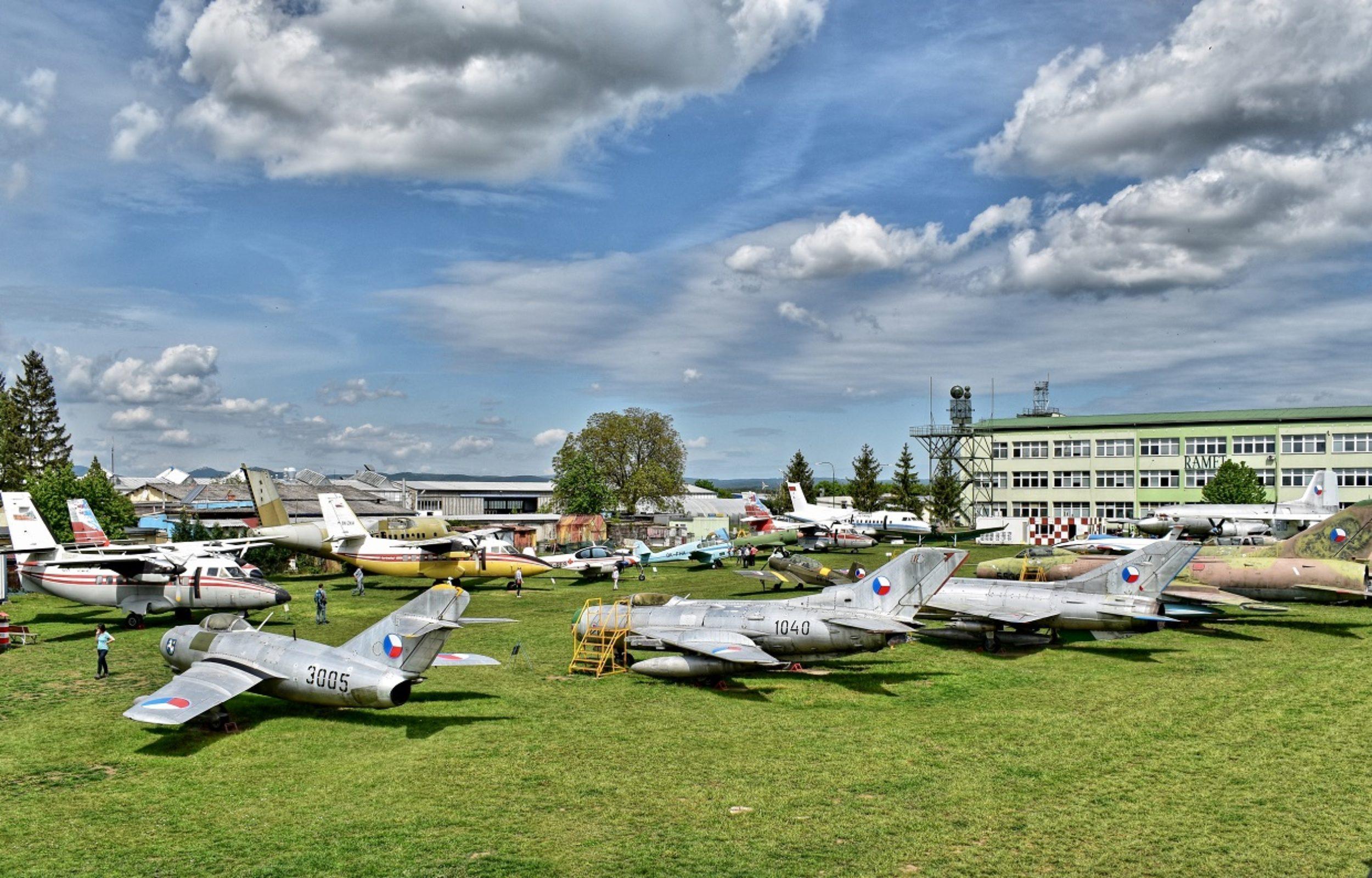 Letecké muzeum v Kunovicích získalo svou první státní dotaci. Na co ji využije?