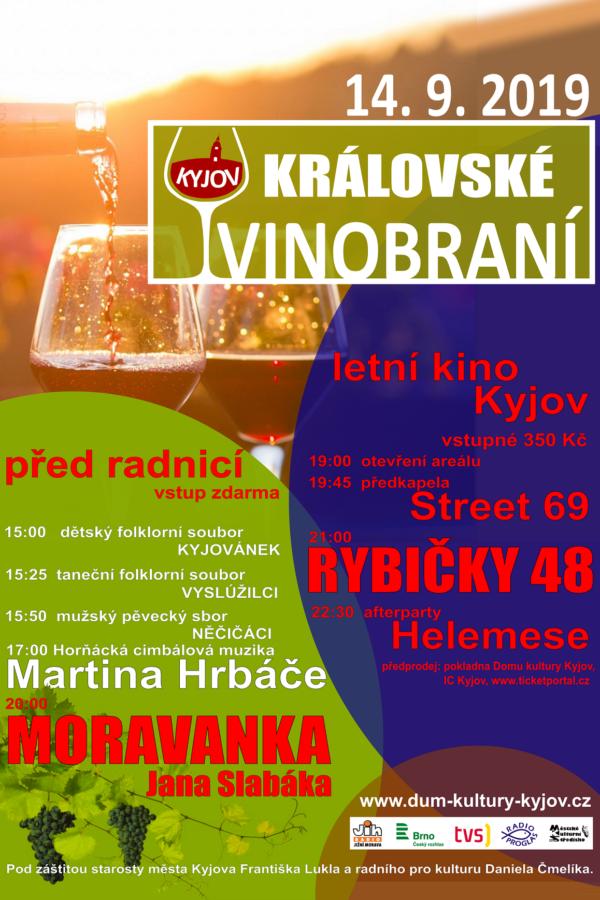 Královské vinobraní