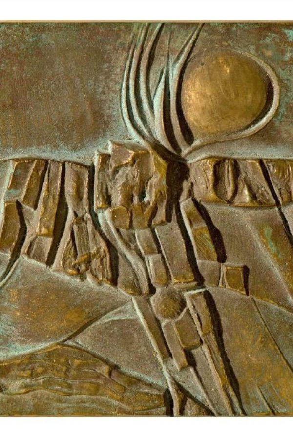 Josef Uprka – sochař a medailér