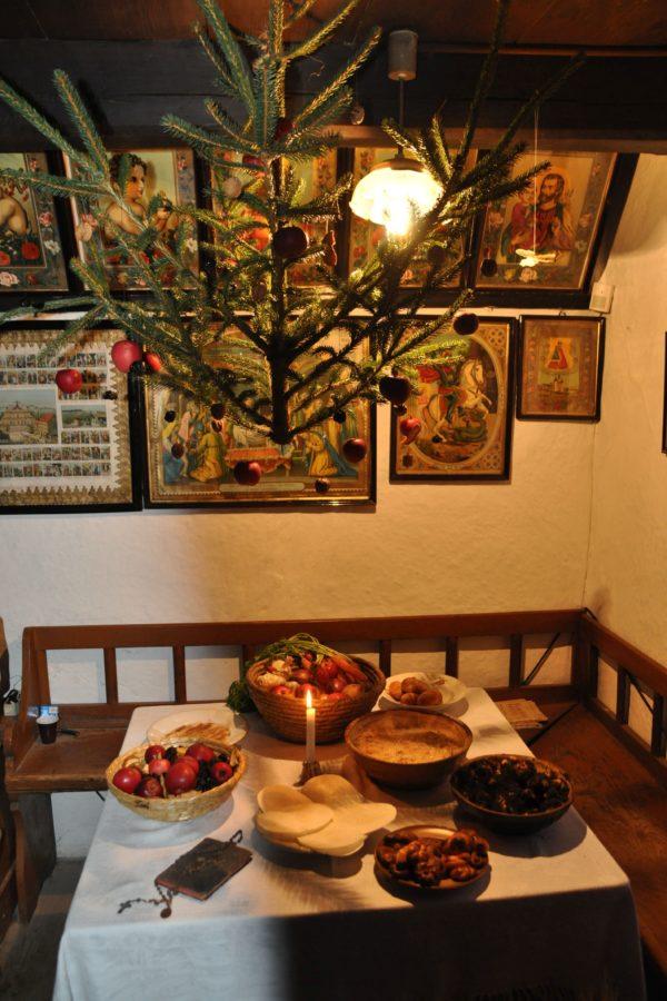 Tradiční Vánoce ve Vlčnově