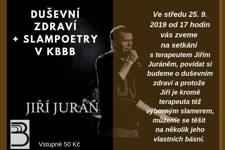 O duševním zdraví s Jiřím Juráněm