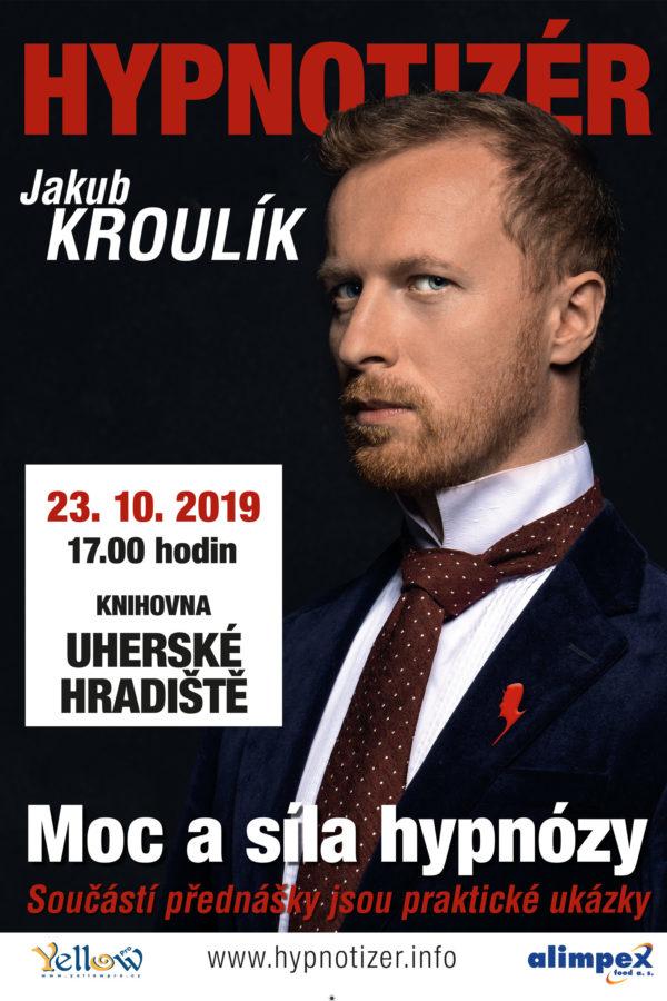 Hypnotizér Jakub Kroulík v KBBB