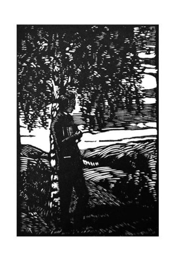 Jaroslav Dobrovolský (1895-1942) – grafika, ilustrace, exlibris