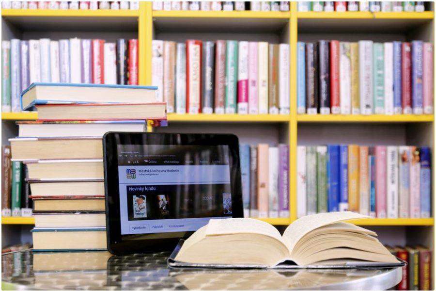 Měsíční program v Městské knihovně Hodonín