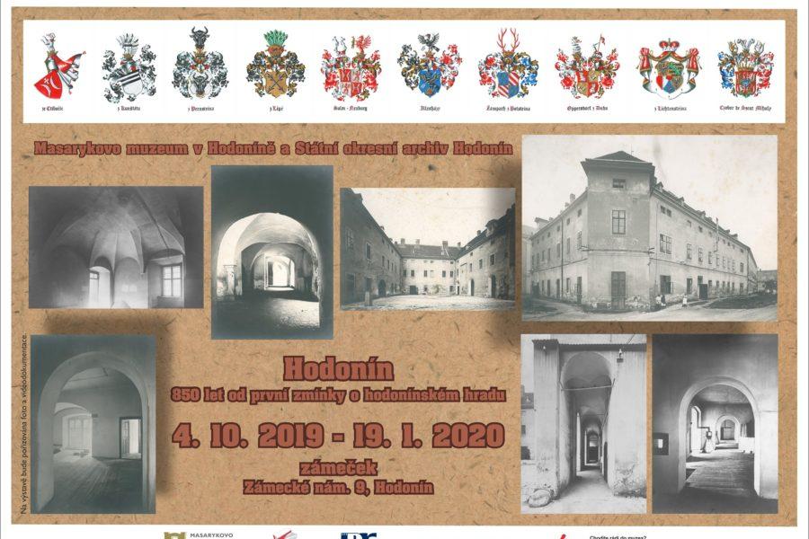 Hodonín-850 let od první písemné zmínky o hodonínském hradu