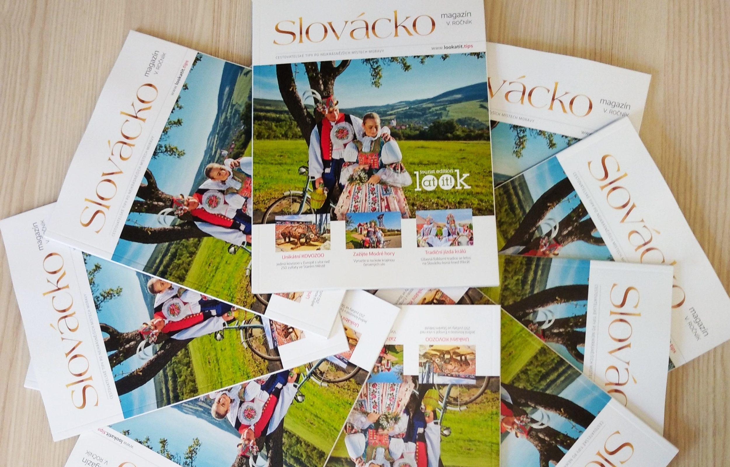 Nový magazín Slovácko je tady
