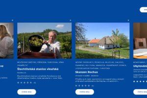 Na Slovácku spustili nový systém rezervací, usnadní výběr dovolené FOTO