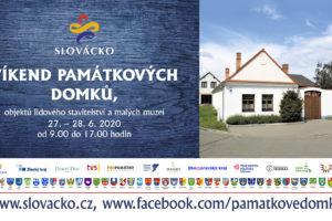 Památkové domky Slovácka po roce opět otevřeny! FOTO