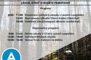 MTB Maraton Amtech – Juvacyklo Buchlovice