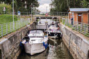 Jacht Morava – půjčovna lodí Babice