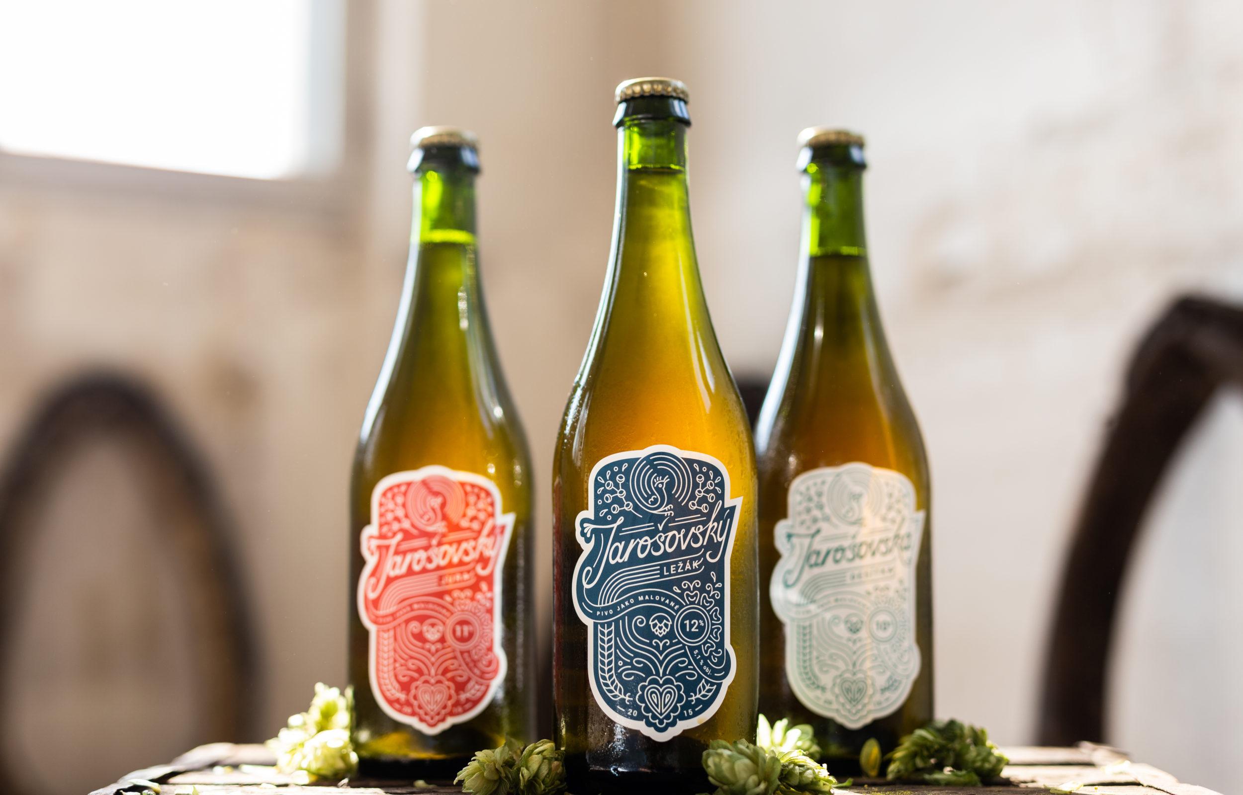 Slovácké pivovary rozváží pivo až k vám domů