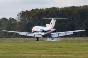 Letecké muzeum v Kunovicích hostí další vládní speciál FOTO