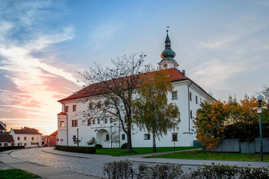 Poukaz na pobyt v Uherském Ostrohu – fantazy i historie