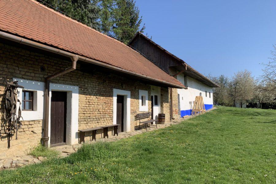 Víkend památkových domků, objektů lidového stavitelství a malých muzeí