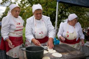 Slovácký gastrofestival letos zachutná po medu a ořeších FOTO