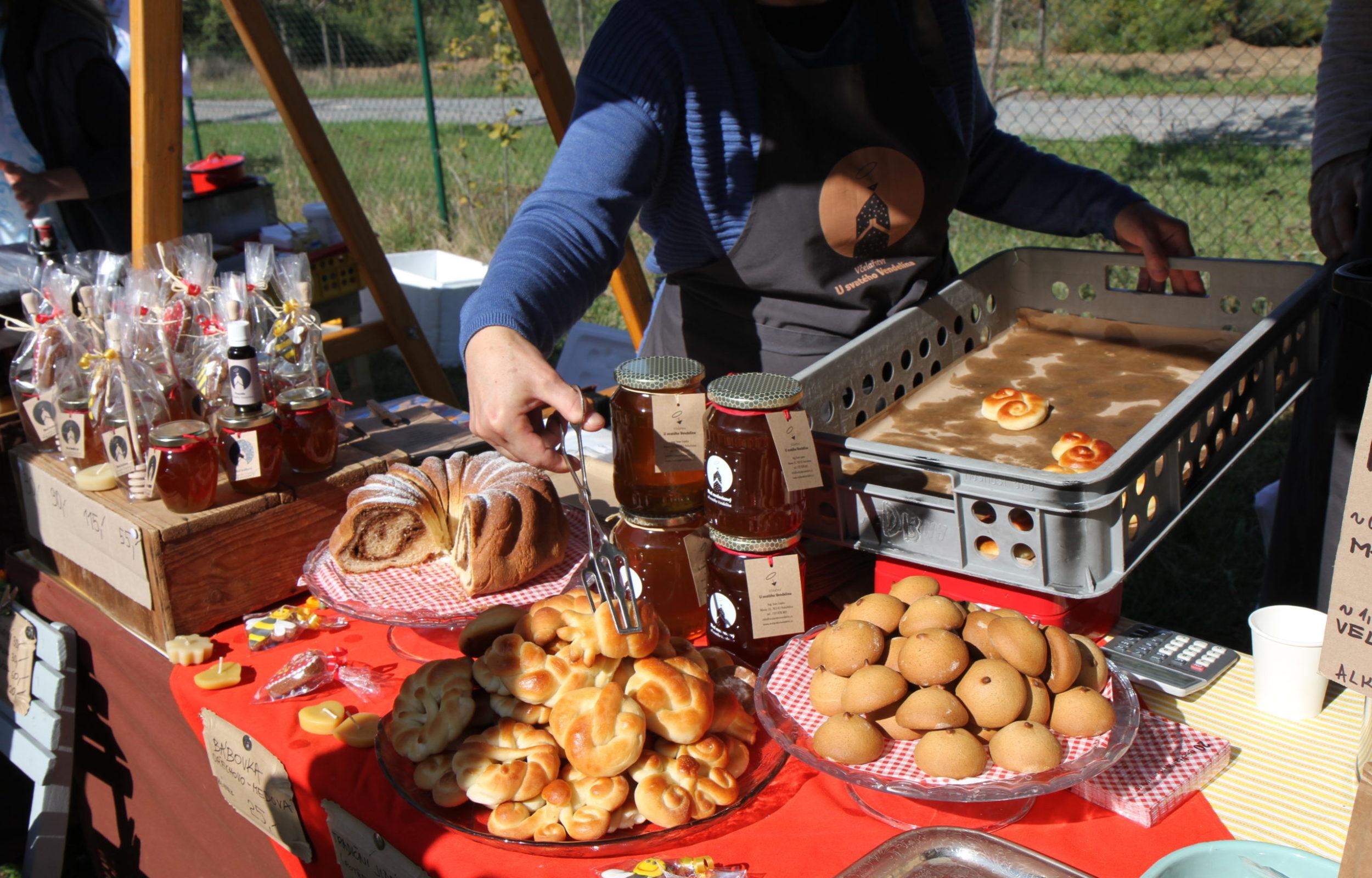Slovácký gastrofestival letos zachutná po medu a ořeších