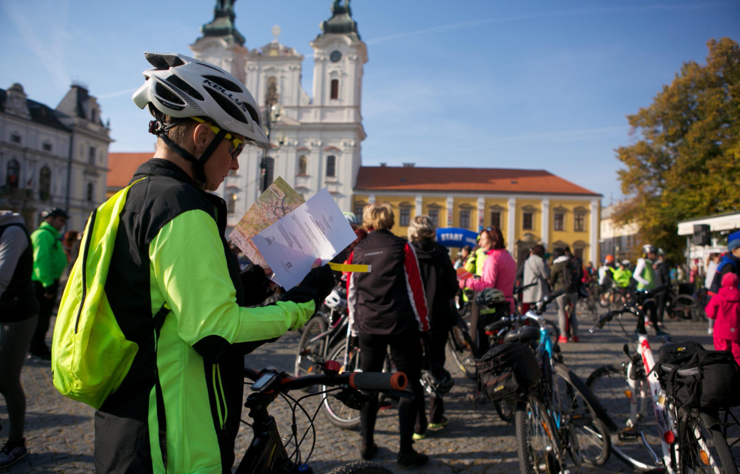 Cyklostezky symbolicky uzavřeme 9. října